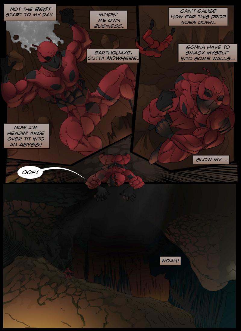 G.I.ANT - Caverns of Doom 1
